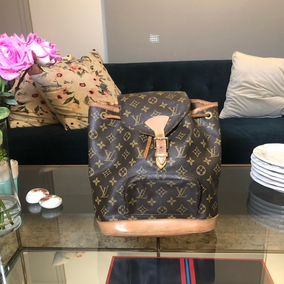 Louis Vuitton Handbags - Authentic Louis Vuitton Backpack